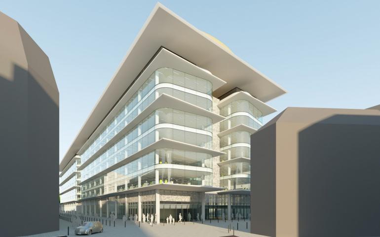 « Brucity » : Un nouveau centre administratif pour la Ville de Bruxelles