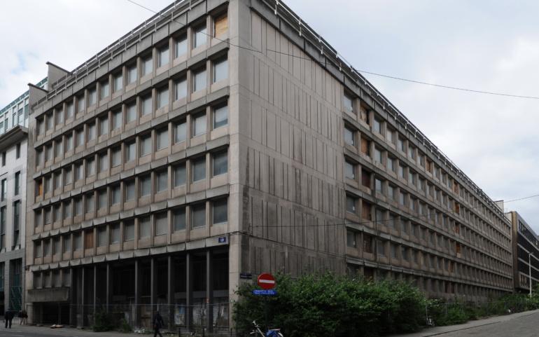 COMM PRESSE | Lutte contre les bâtiments à l'abandon