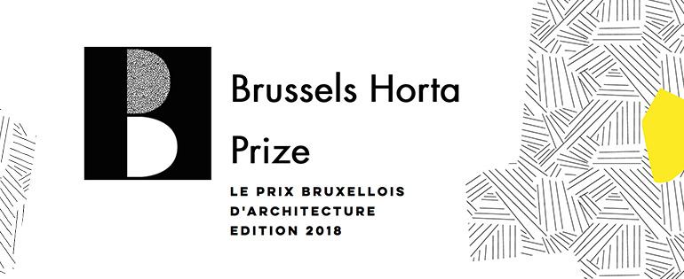 Lancement de la 11ème édition du Prix d'Architecture Bruxelles Horta