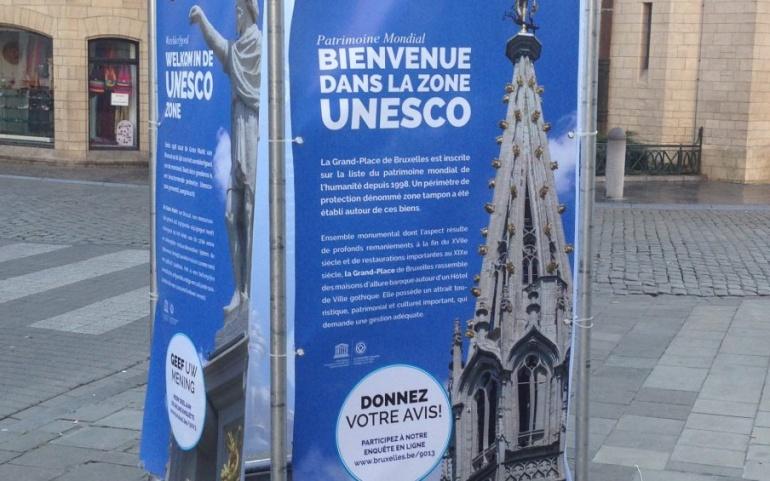 COMM PRESSE | Aidez la Ville à élaborer son nouveau plan de gestion de la zone UNESCO « Grand Place » !
