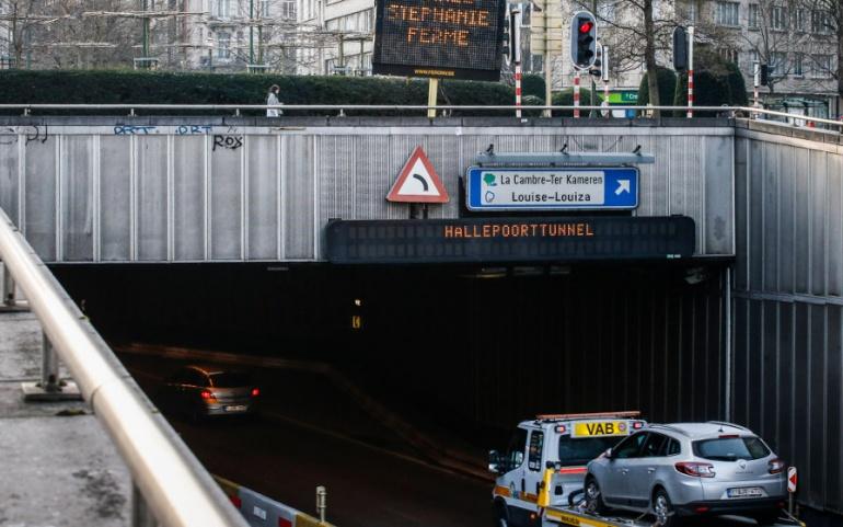 COMM PRESSE | Tunnel Stéphanie : Avis favorable rendu en urgence par la Ville de Bruxelles en faveur des travaux de rénovation