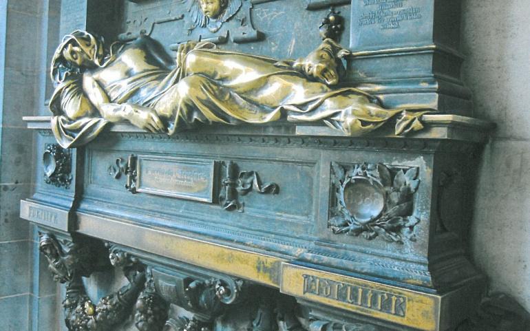 COMM PRESSE | Le monument à Everard t'Serclaes